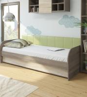 Кровать №18 + СМ эвкалипт №7 МДК 4.11