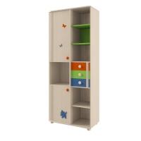 Шкаф для книг №106 МДК 4.13