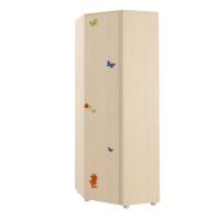 Шкаф угловой для платья №112 МДК 4.13