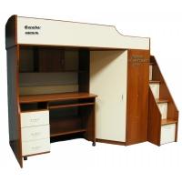 Кровать чердак Умка-202