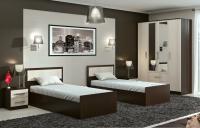 Спальня Фиеста модульная