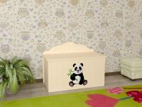 Детский сундук Панда