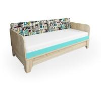 Кровать Индиго большая