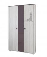 Шкаф для одежды 3-х дв. ИД 01.359