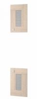 Двери Рамка 2 шт Саша Модерн ИД 01.66.02