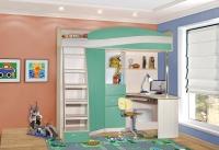 Детская комната Симба 1