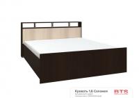 Спальня Саломея кровать 160 с настилом