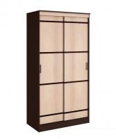 Спальня Сакура шкаф купе 1,4 м