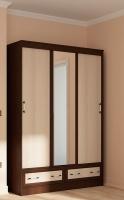 Спальня Модерн шкаф купе 1,50