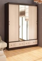 Спальня Модерн 2 шкаф купе 1,50