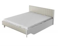 Кровать №2, 1600 с настилом Ларго ИД 01.534