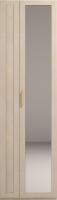 Шкаф для одежды с зеркалом Скандинавия Люкс 44