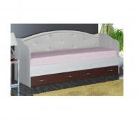 Диван кровать с мягким элементом Bella ИД 01.252а