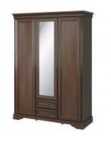Шкаф для платья и белья № 332 МК 60