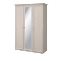 Шкаф трехстворчатый с зеркалом №289 МК№57