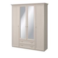Шкаф четырехстворчатый для платья №290 МК№57