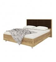 Кровать с ортоп. основанием 233 Спальня МК 52