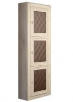 Шкаф для книг 3-х дверный 205 М Гостиная МК№51
