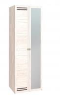 Шкаф для одежды Фасад стандарт, зеркало 54 Спальня Бриз