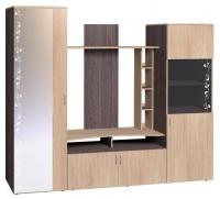 Шкаф МЦН 1 Гостиная Лилия
