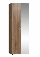 Шкаф для одежды фасад зеркало+стандарт 54 Спальня Neo