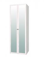 Шкаф для одежды фасад зеркало 54 Спальня Марсель
