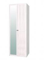 Шкаф для одежды фасад зеркало+стандарт 54 Спальня Марсель