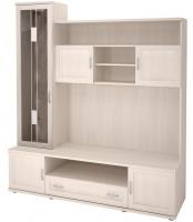 Шкаф-стеллаж комбинированный 50 Ника-Люкс
