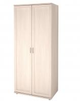 Шкаф для одежды двухдверный 21Р Ника-Люкс