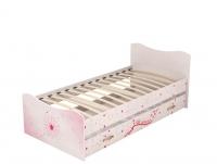 Кровать с ящиком 4 Детская Принцесса