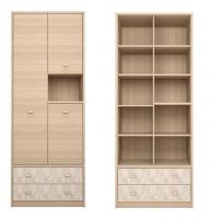 Шкаф комбинированный 2 Детская Ультра