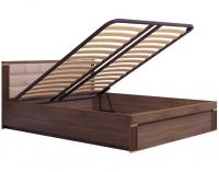 Кровать двойная 1600 с подъемным механизмом 5 Спальня Париж