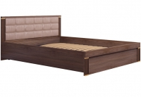 Кровать двойная 1400 8 Спальня Париж