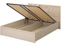 Кровать двойная 1600 К-2 с подъемным механизмом 5 Спальня Милан