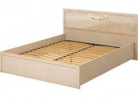 Кровать двойная 1400 9 Спальня Милан