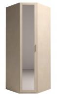 Шкаф угловой с зеркалом 5 Спальня Скандинавия-Люкс