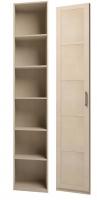 Шкаф для белья скошенный левый 6 Спальня Скандинавия-Люкс