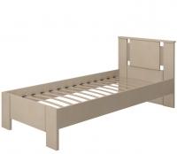Кровать одинарная 10 Спальня Скандинавия-Люкс