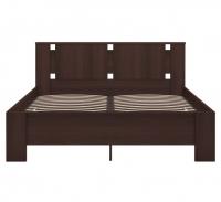 Кровать двойная 2 Спальня Скандинавия