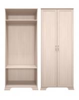 Шкаф для одежды 2-х дверный 26 Прихожая Венеция