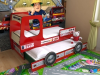 Детская двухъярусная кровать Пожарная № 7