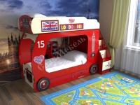 Детская кровать Автобус - 2
