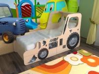Кровать детская Трактор