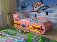 Кровать для детей Самолет 2