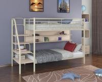 Двухъярусная металлическая кровать Толедо-П