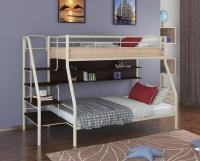 Кровать металлическая двухъярусная Толедо 1 П
