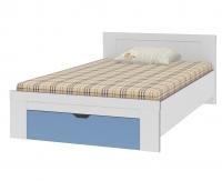 Кровать детская Дельта-19.2 Сильвер
