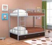 Двухъярусная металлическая кровать Севилья-2 Я