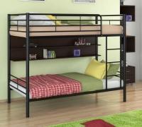 Двухъярусная металлическая кровать Севилья-3 П