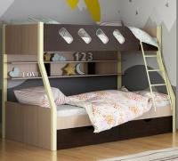Кровать двухъярусная Дельта-20.02